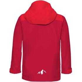 VAUDE Racoon V Jacket Kids indian red